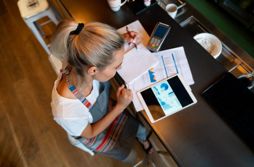tecnologia de gestão financeira